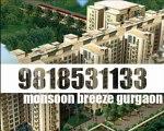 9818531133 Monsoon Breeze Gurgaon  | Monsoon Breeze Sector 78 Gurgaon