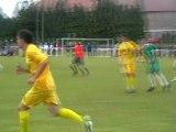Finale coupe de la Creuse U17 : Creuse Pole Sud contre Guéret : 2nde mi temps