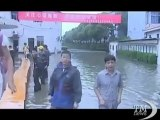 Cina, fiume d'acqua invade una scuola: evacuati gli alunni. Acqua alta trenta centimetri, 600 bimbi costretti a uscire