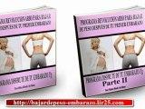 aumento de peso en el embarazo mes a mes - ejercicios despues del embarazo