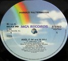 Harold Faltermeyer - Axel F (The M & M Mix)