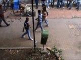 Flashmob écolo à Bombay (Inde)