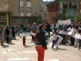 Concentración en Defensa de la Educación Pública 22M Candás. Asturias