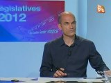 Législatives 2012 : 1er Tour en Languedoc Roussillon (Partie 1)