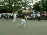 SAGC pelote basque finale 2012 fronton Cestas 1ere serie gomme pleine