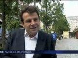 Législatives (2nd tour) : Thierry Solère en campagne à Boulogne