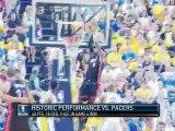 Οι καλύτερες στιγμές του LeBron James στα play-off