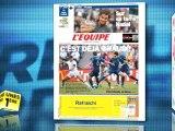 Revue de presse Unes 1ère - Mardi 12 juin 2012