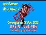 Igor Futterer - Ah si j'étais-Les Soldes-12-06-2012