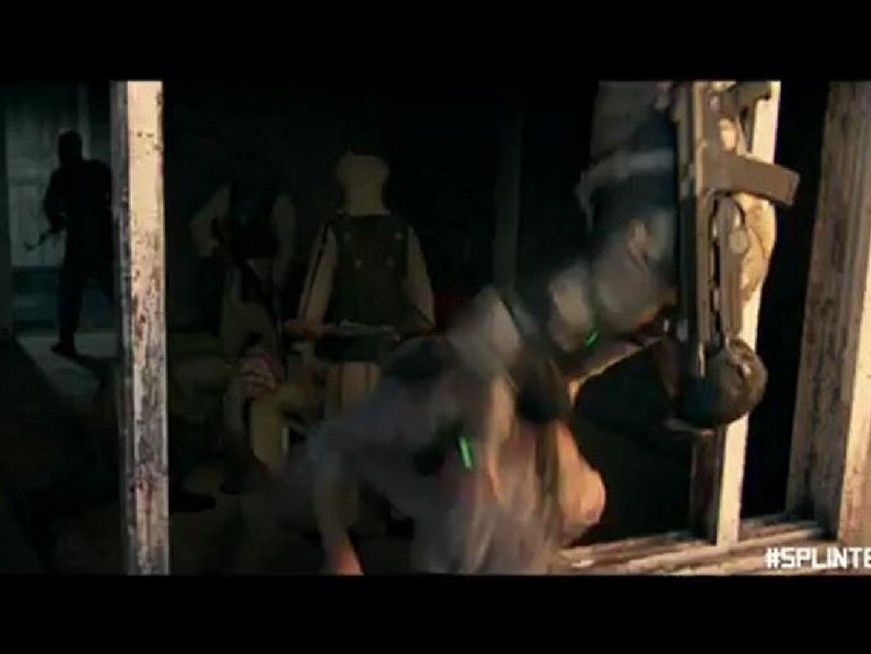 Splinter Cell Blacklist - CGI Teaser