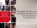 Droits formels, droits réels: améliorer le recours aux droits sociaux des jeunes - CESE
