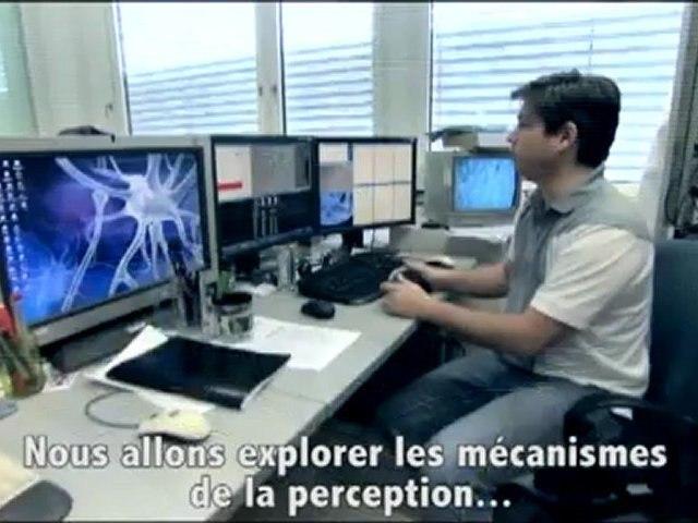 Vers un cerveau artificiel à Neuropolis: Interview de Henry Markram