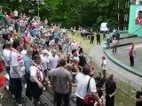 Euro 2012 Riot - Bagarre des Polonais