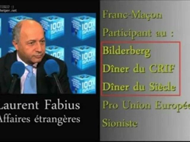 Le nouveau gouvernement de François Hollande