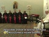 Benedict al XVI-lea: Biserica e în favoarea ceior săraci