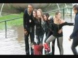 Vidéo du tournage de LOL Made In USA avec Miley Cyrus &' les autres acteurs