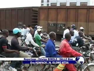 journée mondiale de la securité routière passages à niveau Cameroun