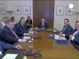 Greek radical Tsipras vows no more corruption