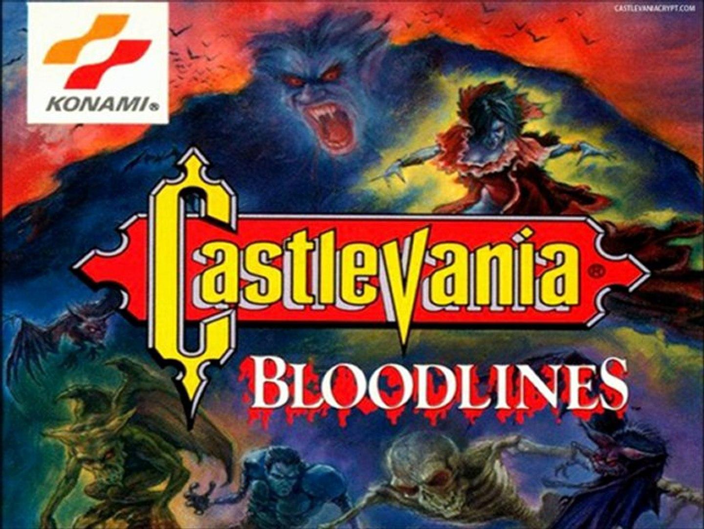 Best VGM 887 - Castlevania : Bloodlines - Iron Blue Intention