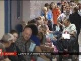 FR2 JT20h Au pays de la misère médicale