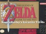 Best VGM 867 - Zelda : A Link to the Past - Dark World