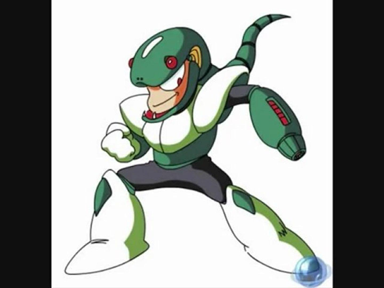 Best VGM 303 - Mega Man 3 - Snake Man Stage
