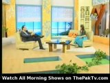 A Morning With Farah - 13th June 2012 - Part 3/4