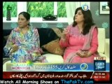 Mast Mornings With Sadia Imam - 13th June 2012 - Part 1