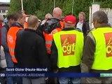 Saint-Dizier : es craintes des salariés de Manathan