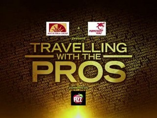 Travelling With The Pros – PankajAdvani TV Teaser
