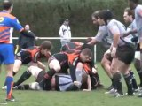 Club de rugby d'Orsay: Mission accomplie (Rugby F2)
