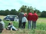 Rallye Mouzon-Frézelle 2012 - Emilie Leclerc/Magali Schwailbold