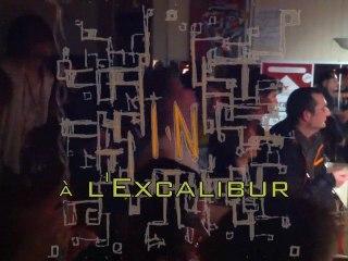 IN @ Excalibur