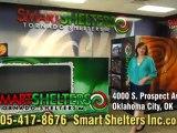 Smart Shelters storm shelters OKC Tulsa OK call 405-417-8676