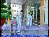 Vệ sinh công nghiệp,tổng vệ sinh nhà xưởng, quét màn nhện,lau kính ,Hotline:090.78.79.472 Mr Tấn