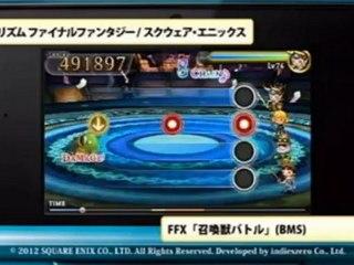 Contenu téléchargeable, trailer 9 de Theatrhythm Final Fantasy