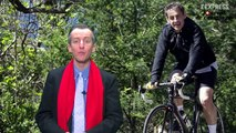 Sarkozy fait du vélo, Le Pen de l'escalade et Poutou de la corde à sauter