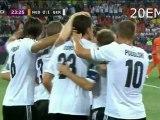 EM 2012  Holland - Deutschland 1:2  1. Tor von Gomez
