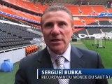 """Bubka : """"L'équipe de France est favorite"""""""