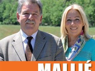 Message téléphonique de Richard Mallié - 2nd tour élection législative 2012