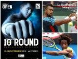 Moselle Open : Tsonga et Monfils pour le 10e round