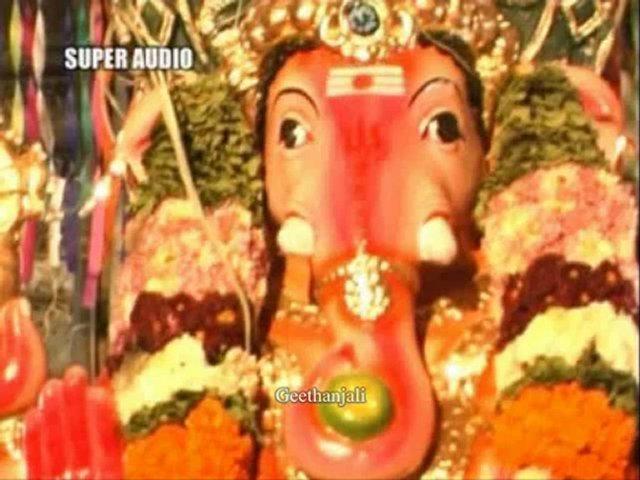 Vinayak — Sri Mayureshwara Ganesha Sthothram — Sanskrit