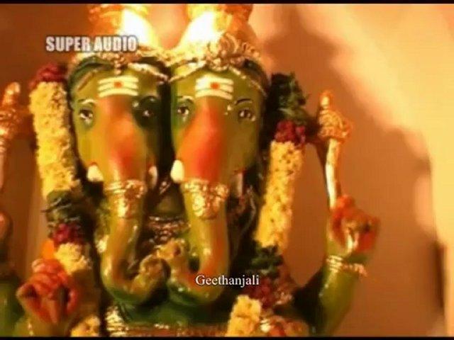 Vinayak — Sri Ganapathi Thaalam — Sanskrit