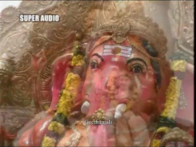 Vinayak — Sri Ganapathi Suprabhatham — Sanskrit