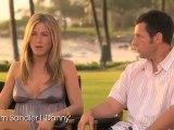 Adam Sandler and Jennifer Aniston talk 'Just Go With It'