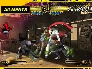 Tutorial #2: Advanced Techniques de Persona 4 Arena
