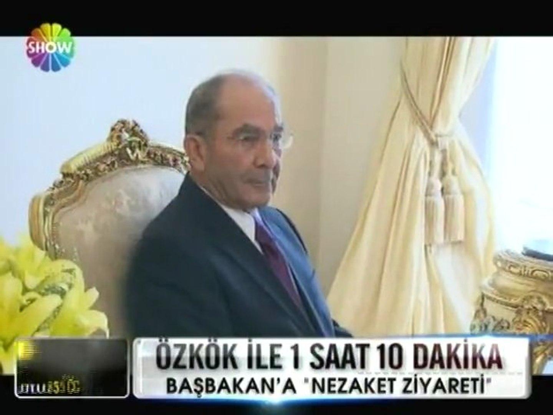 Recep Tayyip Erdoğan - Hilmi Özkök ile görüştü - 14 haziran 2012