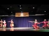 SRI VENKATESWARASWAMY TEMPLE:  DANCEFEST 2012: VIDYA BABU'S PUSHPANJALI AND GANAPATHI GOWTHUVAM