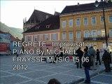 THOUGHT  Piano Live Composition  Music   By Michael FRAYSSE  15 06 2012  Pianiste Compositeur SACEM Composition Improvisation Piano Musique Classique Music Clasic