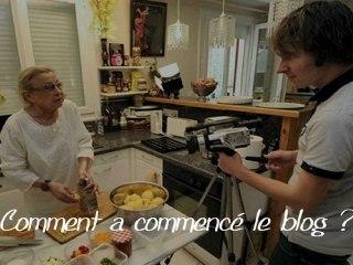L'histoire du site La Cuisine de Monica